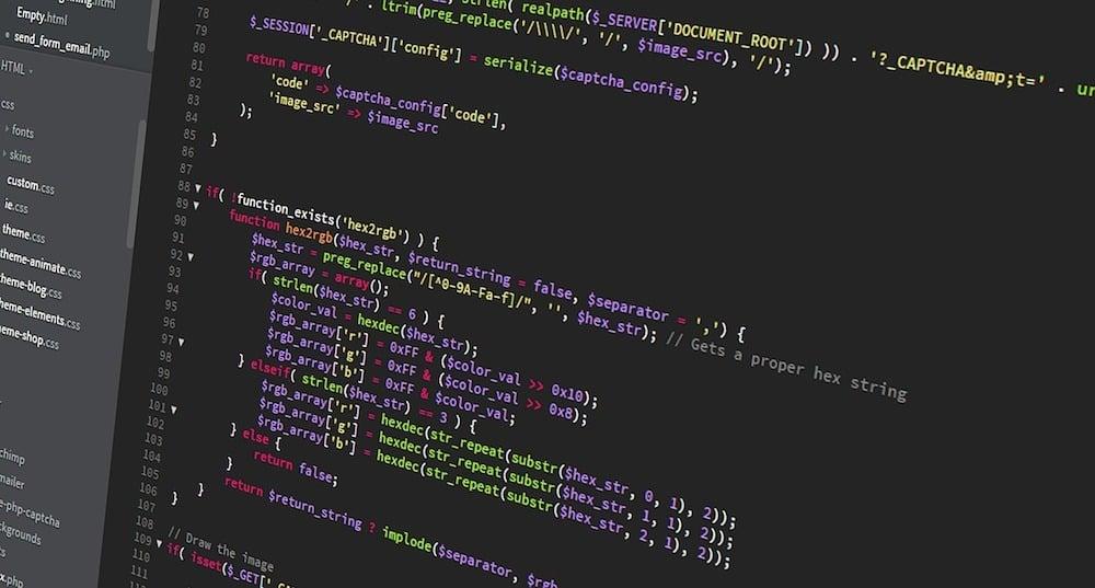 Koder webdesign