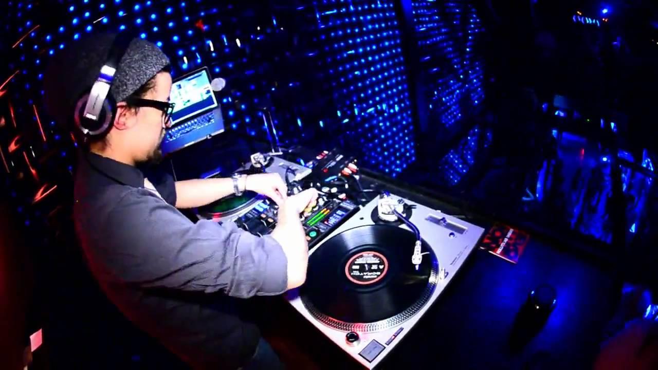 DJ som jobb