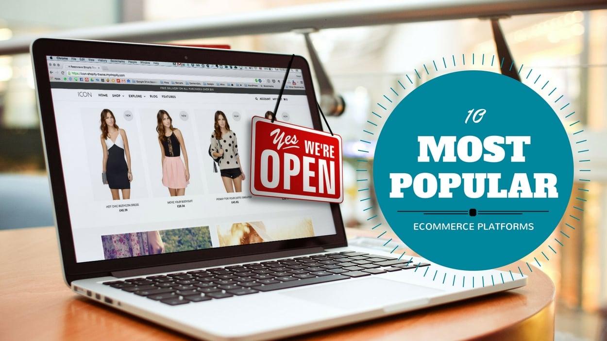 Nettbutikker og webdesign